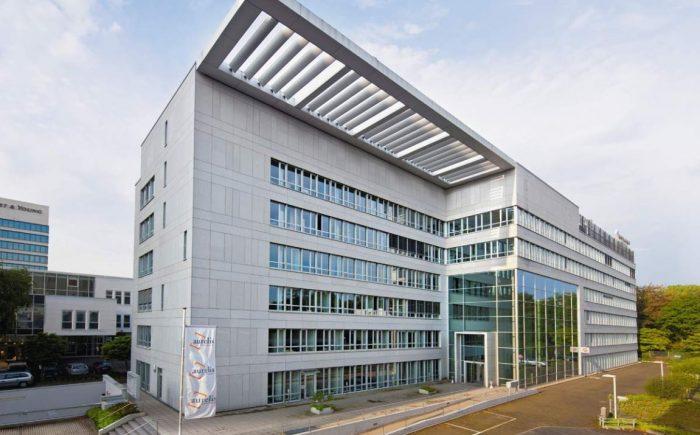 Eschborn / Mergenthalerallee 15-21