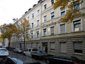 Karlsruhe / Moningerstraße 7-11