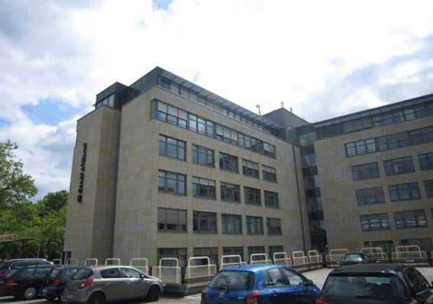 Mannheim / Am Friedensplatz 3 / Theodor-Heuss-Anlage 2