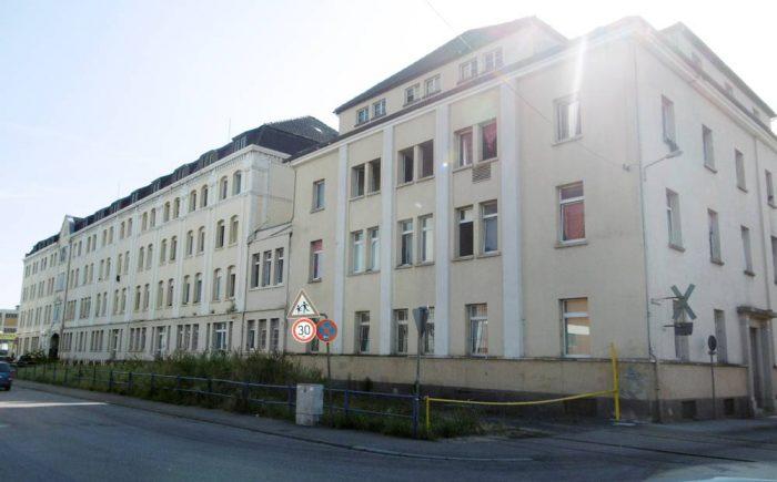 Mannheim / Pyramidenstraße 1