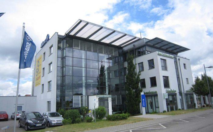 Neustadt a.d. Weinstraße, Europastraße 3
